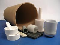 керамические тигли, кюветы керамическая посуда